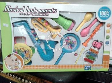 Music Set Saxaphone(Perfect Combination)- for baby