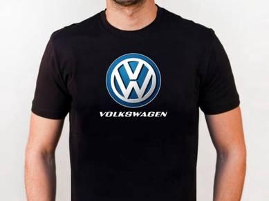 Tshirt Baju VOLKSWAGEN V4 TSV Siap Pos Laju