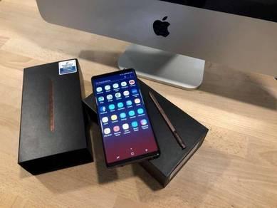 New malaysia set Samsung Galaxy Note 9 waterproof