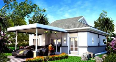[Custom Made Design], Tanah Lot, Bina Atas tanah Sendiri, Selangor