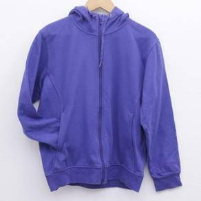 Size XL UNIQLO Pullover Hoodie in Blue Pit 23