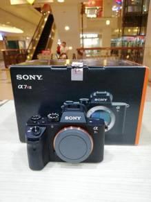 Sony a7r ii body - 99.9% new