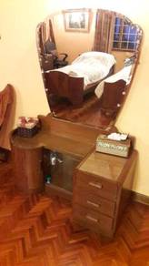 1950s Teak Dressing Table