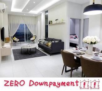 PV Platinum teratai, Zero DP, FREEHOLD, Ready Move, Setapak, KLCC,Tarc
