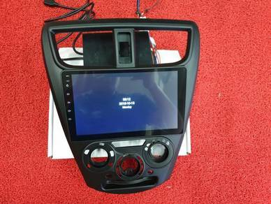 Perodua axia 9 inch android mirror link player 1