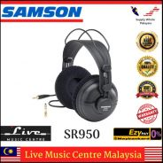 SAMSON SR950 Headphones for keyboard (SR950S)