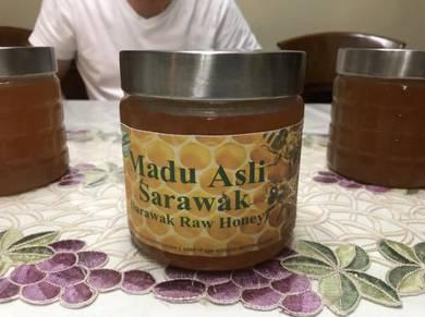 Madu Tualang Asli Sarawak (Sarawak Raw Honey)