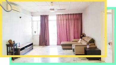 [Fully Furnished] Casa Ria Townhouse/2 Parking/3R2B/Cheras