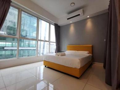 Sutera Avenue | Tower 3 Level 7 | Fully furnished