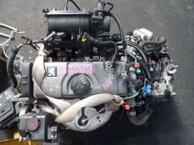 Engine Kosong Empty Peugeot 206 1.4L SingleCam 8V