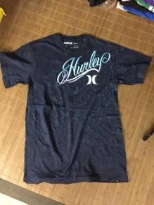 Tshirt hurley biru