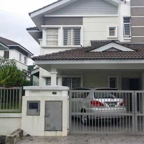 2 sty semi detached bungalow Tasik Semenyih 7