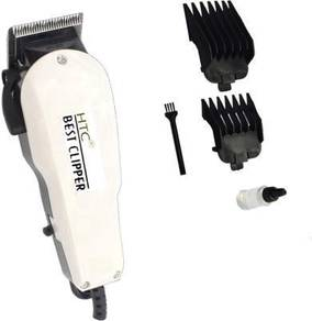 HTC Professional Hair Clipper Trimmer Pencukur N