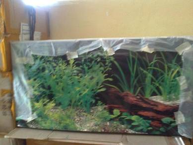 Aquarium fish tank 2.5 feet tank for sale