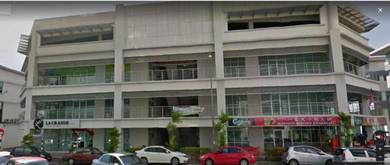 THE ONE shoplot -Bayan Baru -1000 sqft -2nd floor with lift