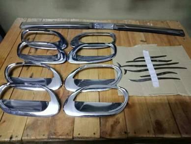 Side mirror chrome viva/avy dan brang avy
