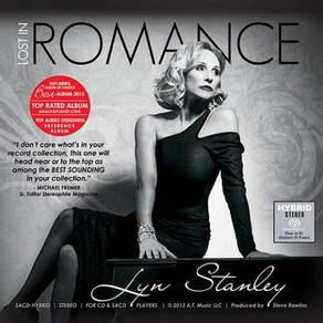 Lyn Stanley Lost In Romance Hybrid Stereo SACD