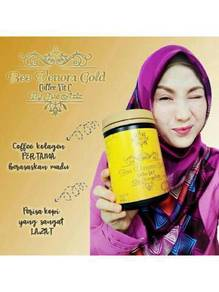 Bee venom gold coffee vitamin c by jue aziz