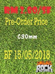 Pre-orde Summer Artificial Grass C-Yarn 30mm 03