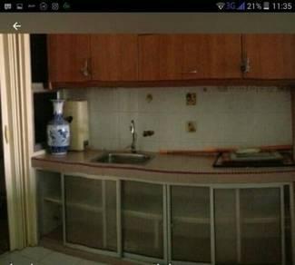 Small room for rent at Pangsapuri Cemara