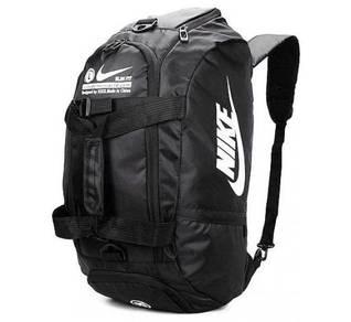 Nike Large Waterproof Travel Duffel Bag Backpack