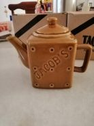 Jacob's Cream Cracker Ceramic Teapot