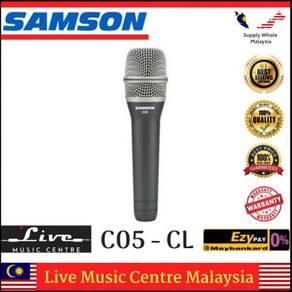 Samson C05 CL - Handheld Condenser Mic (C05-CL)