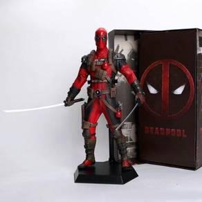 Marvel Deadpool Action figure Crazy_Toys 30cm toy