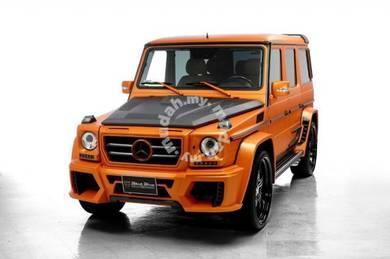 Mercedes benz W463 G-wagon Bodykit Specialist
