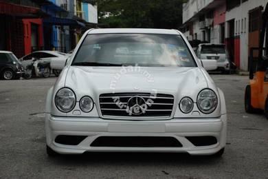 Mercedes Benz W210 Bodykit W210 WALD Bodykit