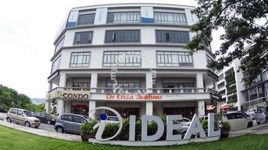 IDEAL, Serviced Office, MSC, For 4 pax use