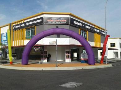 Balloon gate, INFLATABLE ARCH, SHOP LAUNCH