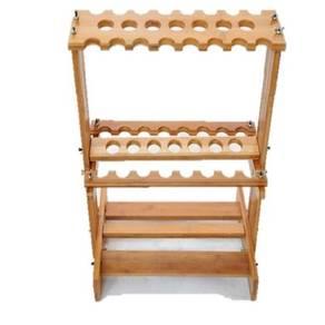 Jpm bamboo rod rack