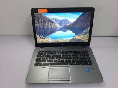 Hp laptop intel core i7 like new ada warranty