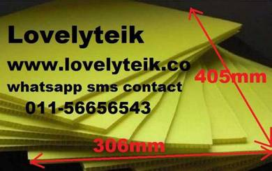 Yellow Real Estate Advertisement PP Board-2000pcs