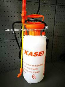 Kasei 6 Liter Hand Sprayer Pam Racun Manual