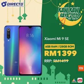 XIAOMI Mi9 SE(6GB RAM   128GB ROM)JUALAN RAYA 2019