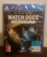 PS4 Games Watch Dogs Complete Edition Watch Dogs 2