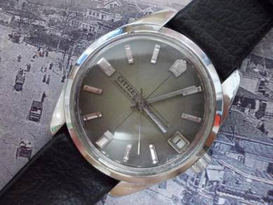 Vintage Citizen Newmaster handwind watch