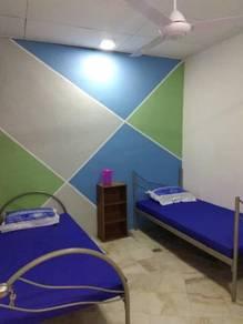 Bilik Sewa MUSLIM Apartment PKNS, Sek 7 Free Wifi & Fully Furnish