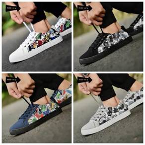 Men's Fashion street style canvas shoes sneakers