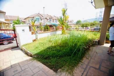 [End Lot] 2 Storey Terrace House Amethyst 1 Kota Emerald, Anggun