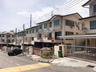 Intermediate Corner, Two and Half Storey Taman Impian Inanam for Sale