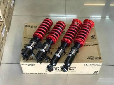 Zerone ssr500 adjustable Proton Wira Satria Putra