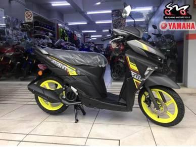 Yamaha Ego Avantiz 125 - LOW DP Loan AEON OTR