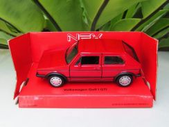 Welly 11cm VW 1983 Volkswager Golf 1 GTI MK1
