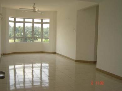 KOTA DAMANSARA D'Shire Villa Apartement FURNISHED+TINGKAT 2+CHEAPEST !