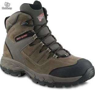 Safety Shoes Red Wing Men Hiker Grey WP 6670