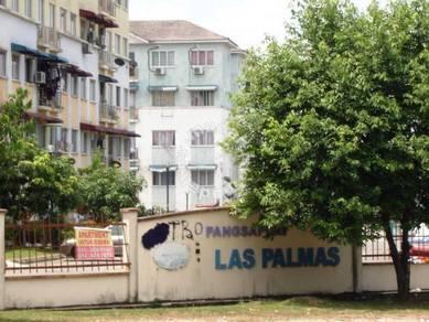Sdg Mencari Pangsapuri Las Palmas, Country Homes