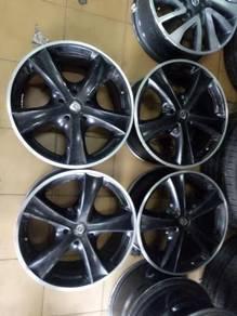 Sport rim 18 inch accord CR-V sonata k5 carmy